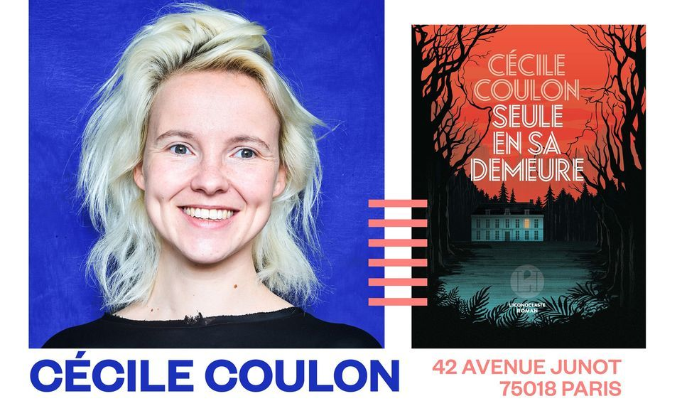 Meeting with Cécile Coulon