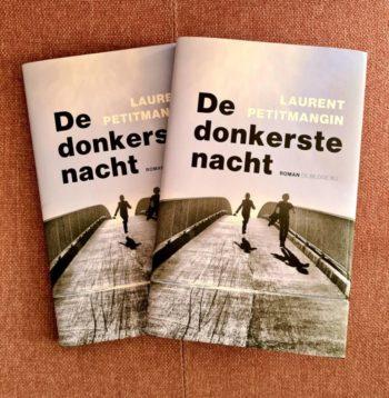 <em>Ce qu'il faut de nuit</em> de Laurent Petitmangin publié aux Pays-Bas