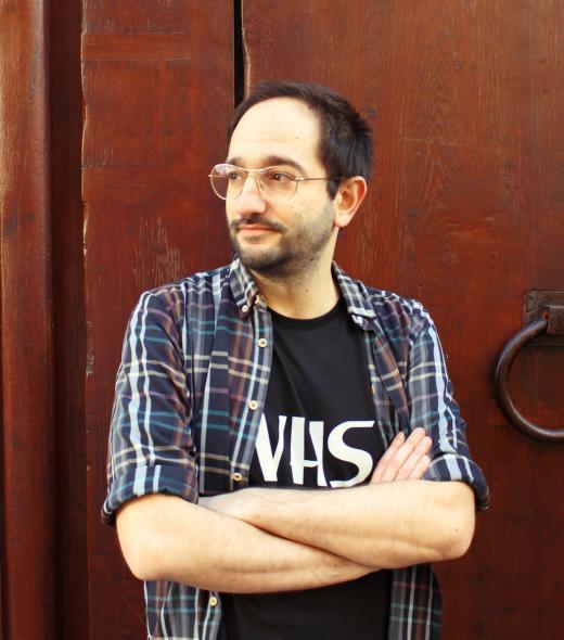 Olivier Bruneau, © F. Bétrémieux