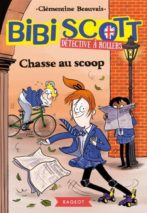 Clémentine Beauvais, Bibi Scott Rollerblading Detective
