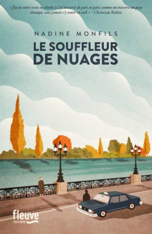 Nadine Monfils, Le souffleur de nuages