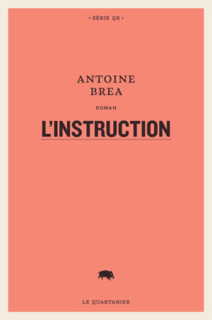 Antoine Brea, L'instruction