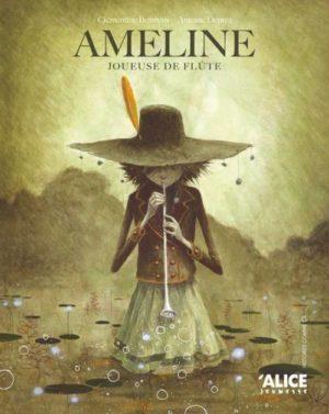 Clémentine Beauvais, Ameline, joueuse de flûte