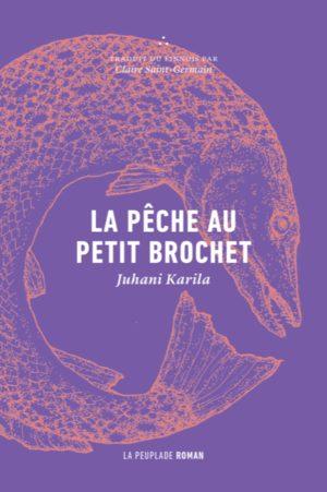 Juhani Karila, La pêche au petit brochet