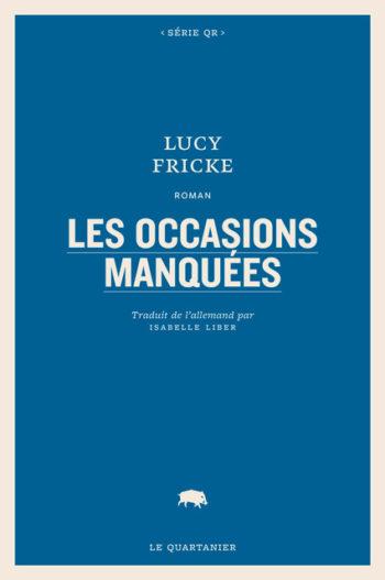 Lucie Fricke dans la sélection du Prix Femina étranger et du Prix Médicis étranger !